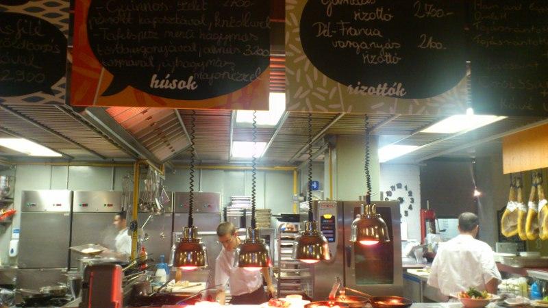 Restaurant Pastrami Kitchen