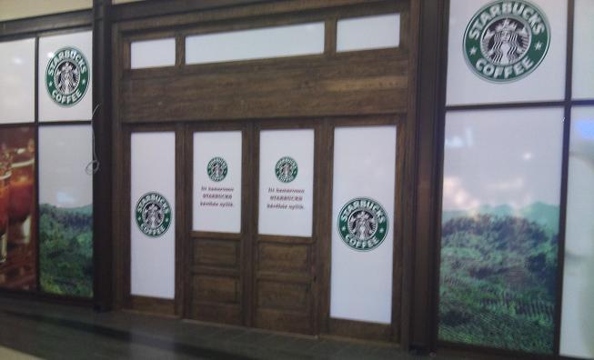 Starbucks Budapest